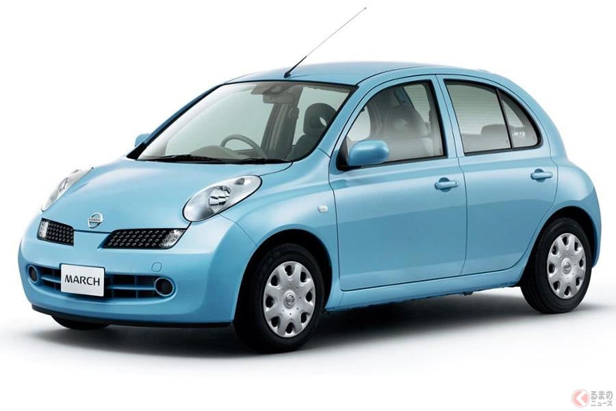 新型車が失敗作に? モデルチェンジで人気が低迷したクルマ3選