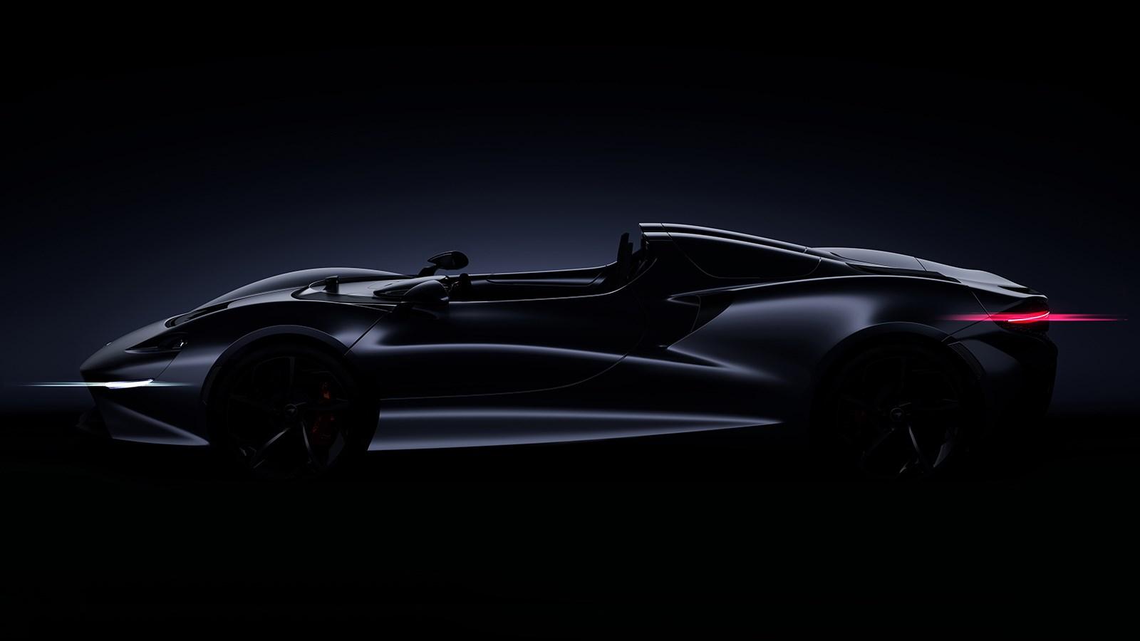マクラーレン、新型ハイパーカーを予告。399台限定で販売