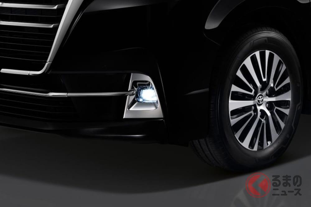 アルファードを超える? トヨタが新型高級ミニバン「マジェスティ」発表!