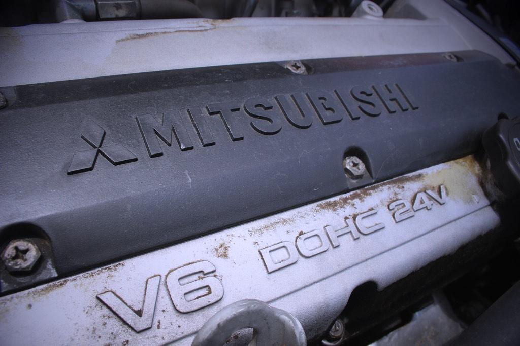 「世界最小のV6エンジンをMTで愉しむ!」 バブル期のミツビシは相当にブッ飛んでいた【ManiaxCars】