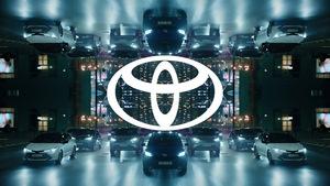 トヨタ ヨーロッパで2次元デザインの新ブランドマークを採用