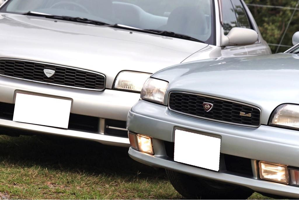 「メジャー車種の珍グレード対決」U13ブルーバード2400ARXスーパーツーリングZ vs 1800ARX-L【ManiaxCars】