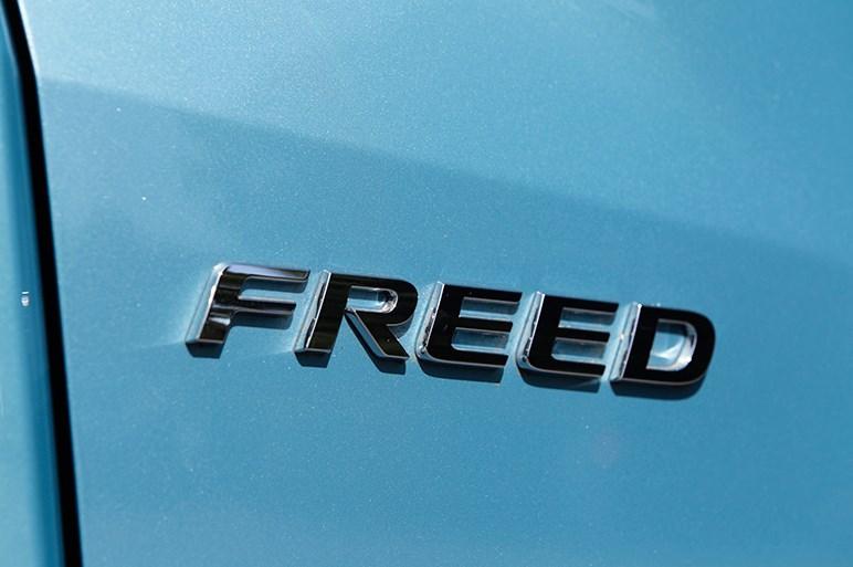 新型フリードにチョイ乗り。ハイブリッド+4WDも選べる多目的ミニバン