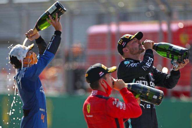 F1第1戦オーストリアGP決勝トップ10ドライバーコメント(2)
