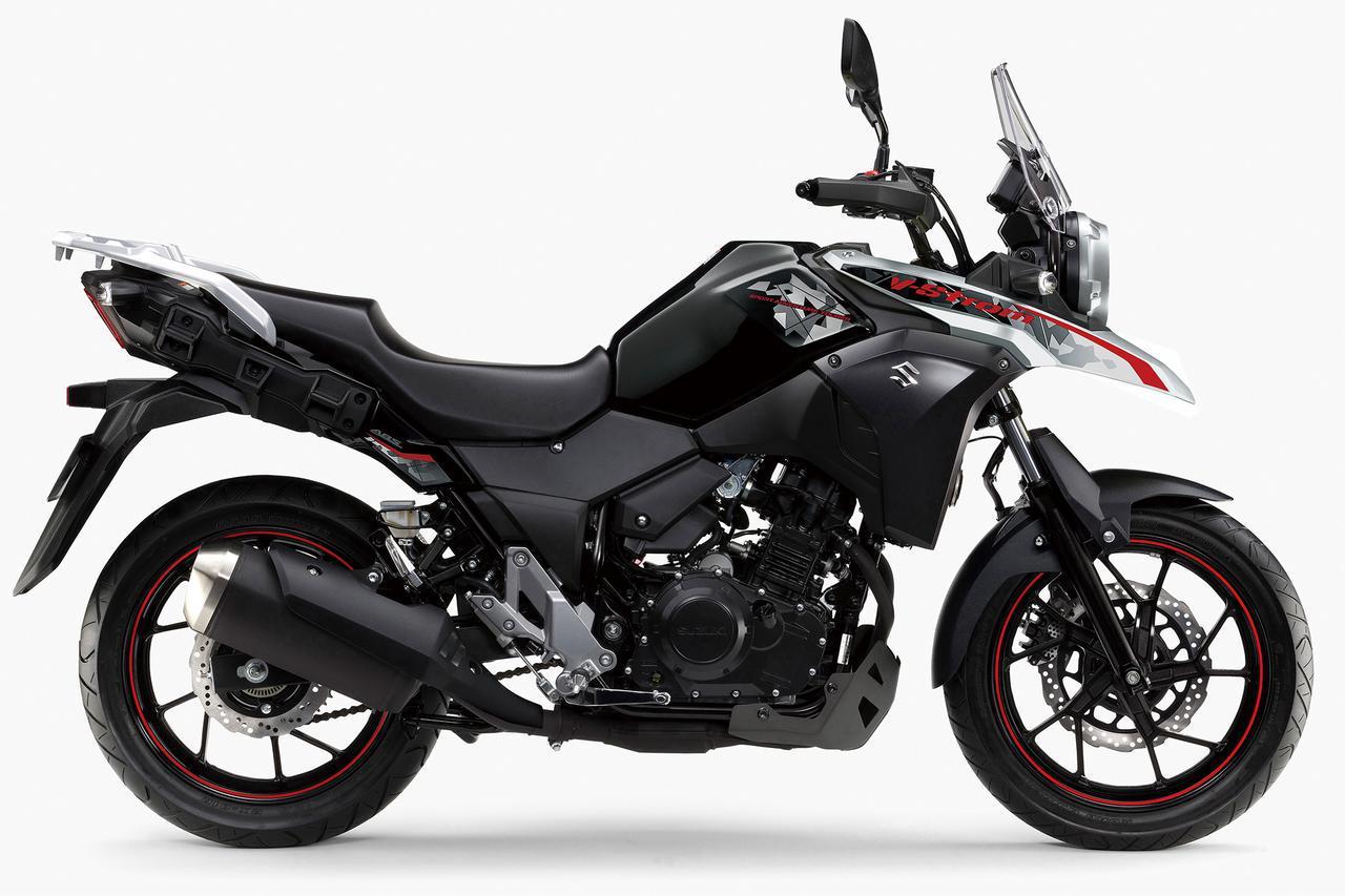 スズキ「Vストローム250」が大人気なワケとは? ベストセラー250ccアドベンチャーバイクの魅力を解説