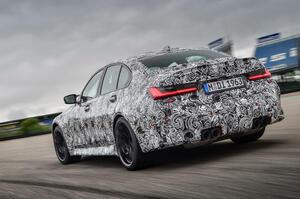 【従来以上に刺激的】次期BMW M3 プロトタイプへ試乗 480psの新エンジン採用 後編