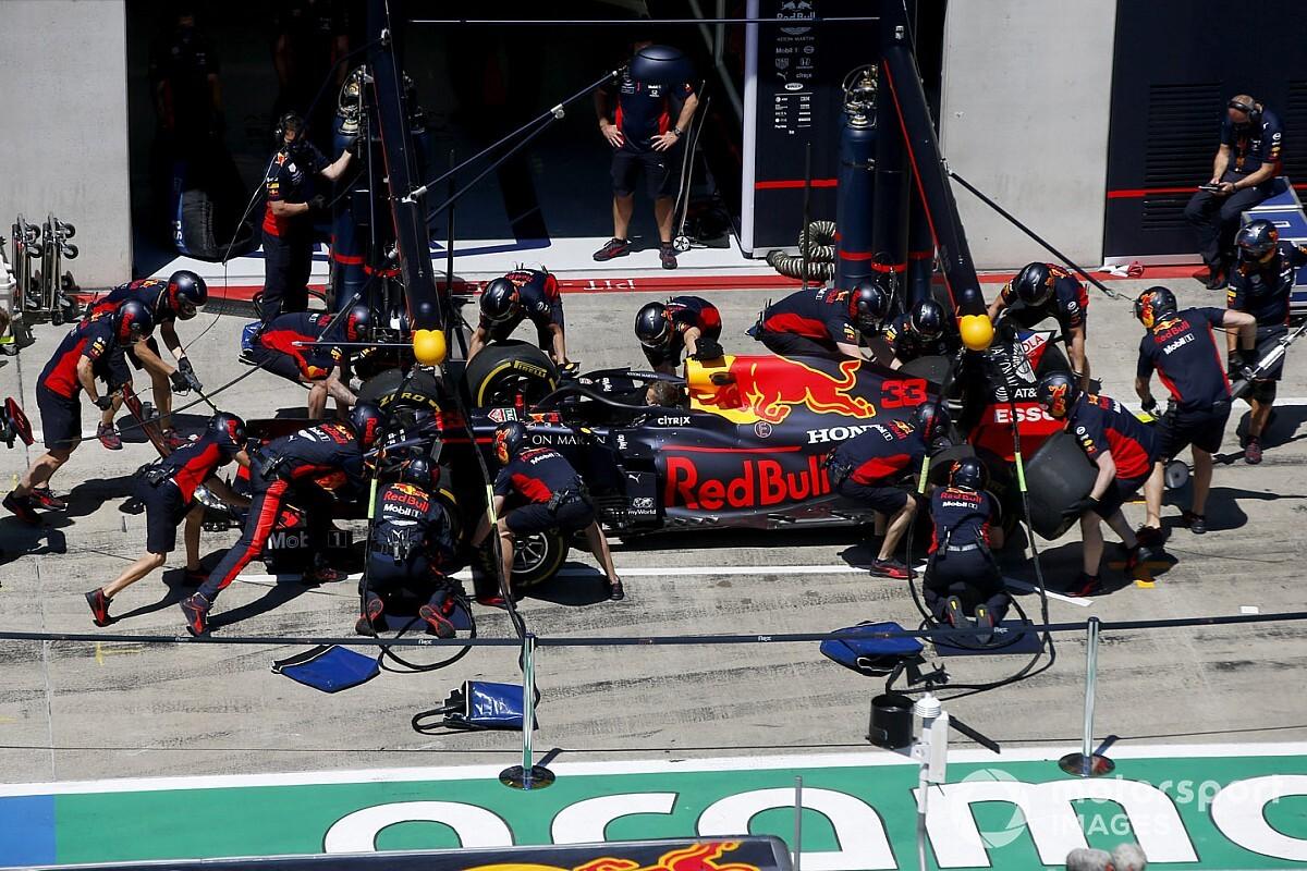 これまでに見たことのないトラブル……レッドブル「ホンダと共に原因を調査している」|F1オーストリアGP