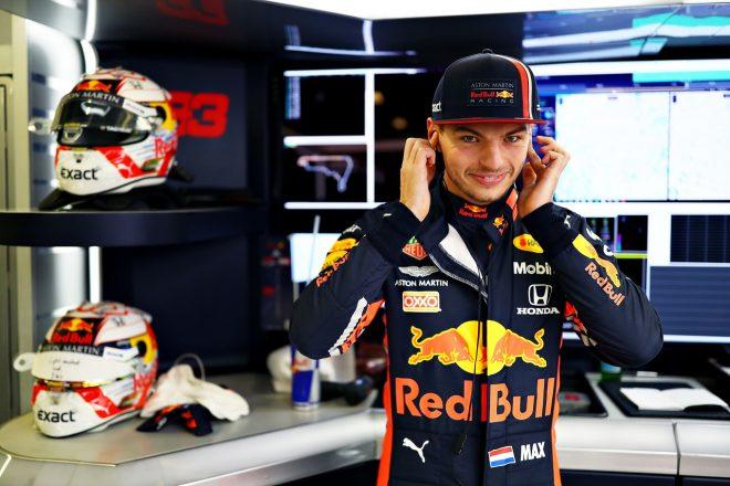 フェルスタッペン初日2番手「ストレートの速さはフェラーリにかなわないが、決勝では接戦に持ち込める」:レッドブル・ホンダF1