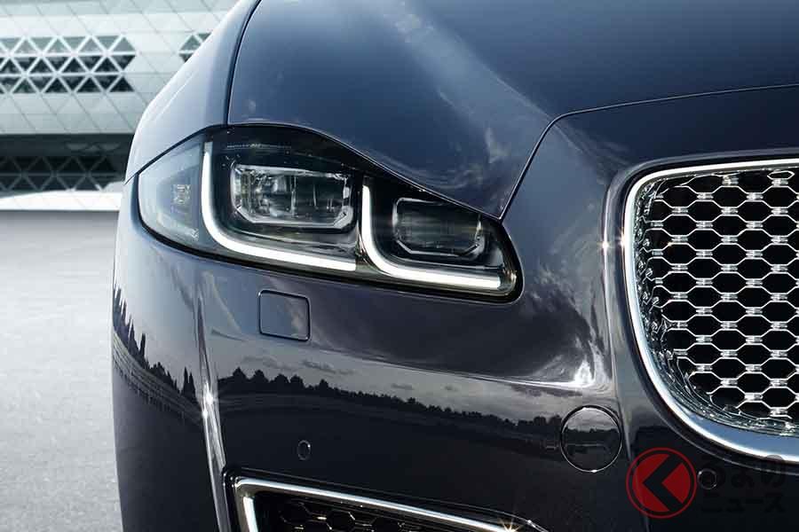 ジャガー「XJ」の最後の特別仕様車は、XJ誕生の1968年にちなんだ1968万円で受付開始