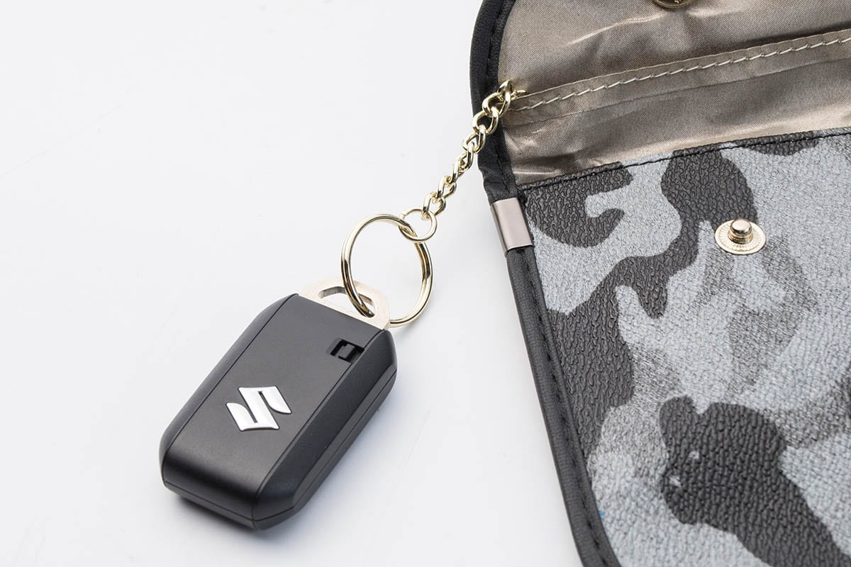 【短期連載#最終回】電波遮断のキーレスグッズ7選!最先端の車両盗難「リレーアタック」をシンプルに防ぐ