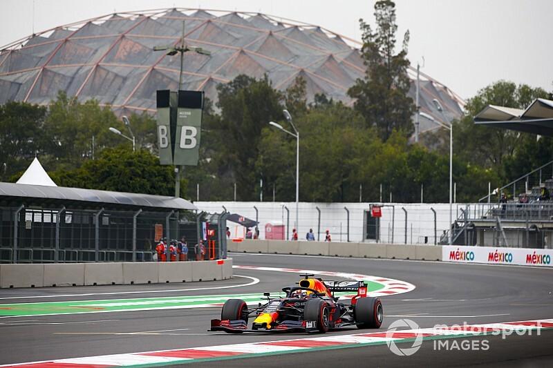 F1メキシコFP2速報:ベッテル最速、レッドブル・ホンダのフェルスタッペン2番手。トロロッソ・ホンダも好調