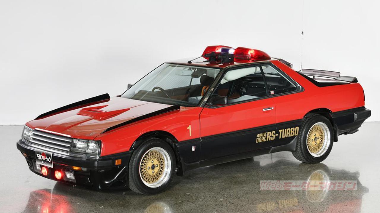 「西部警察」生誕40周年記念! キミはあのマシン、「RS-1」を覚えているか? 【File.4】