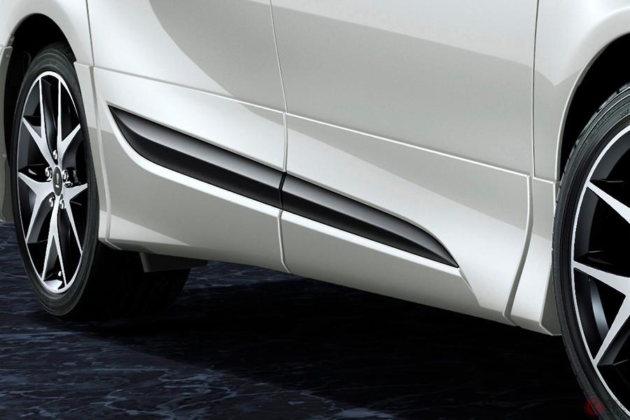モデリスタがトヨタ新型「シエンタ」用カスタマイズアイテムを発売 ドレスアップやアウトドアに役立つ新商品が多数