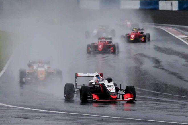 ThreeBond Racing 全日本F3選手権第6ラウンド岡山 レースレポート