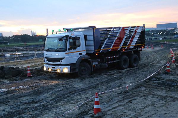三菱ふそう、タイ市場向け中・大型トラックの組立工場を新設