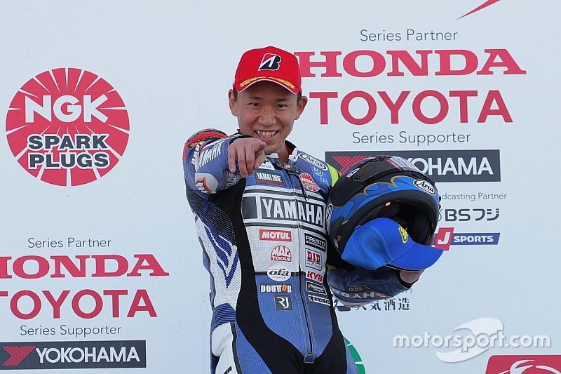 中須賀克行、シルバン・ギュントーリら5人が日本GPワイルドカードで参戦決定 MotoGPニュース