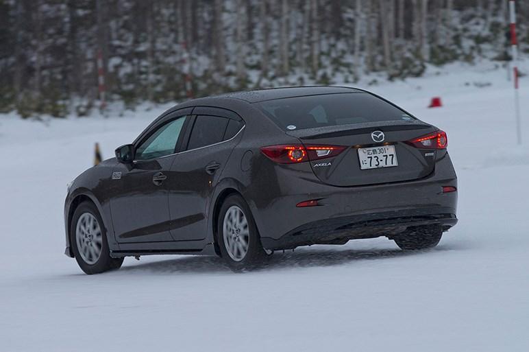 マツダ i-ACTIV AWD、究極の狙いは「FFより燃費のいい4WD」