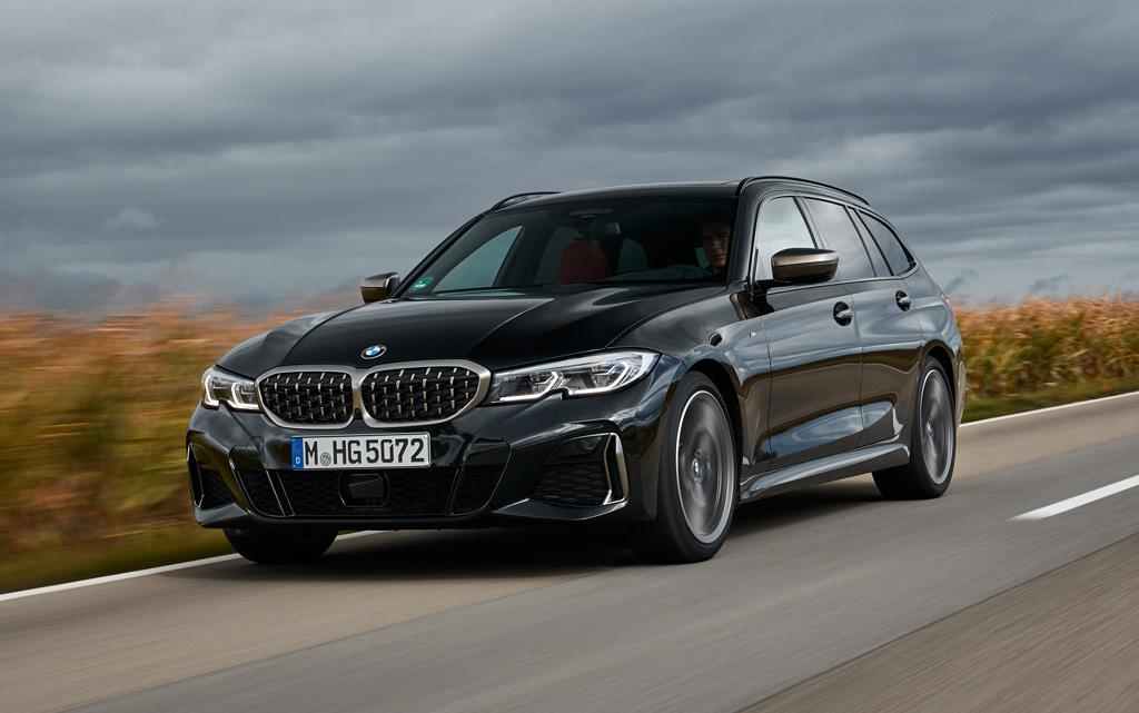 BMWが「3シリーズ」にスポーツディーゼル仕様を追加!