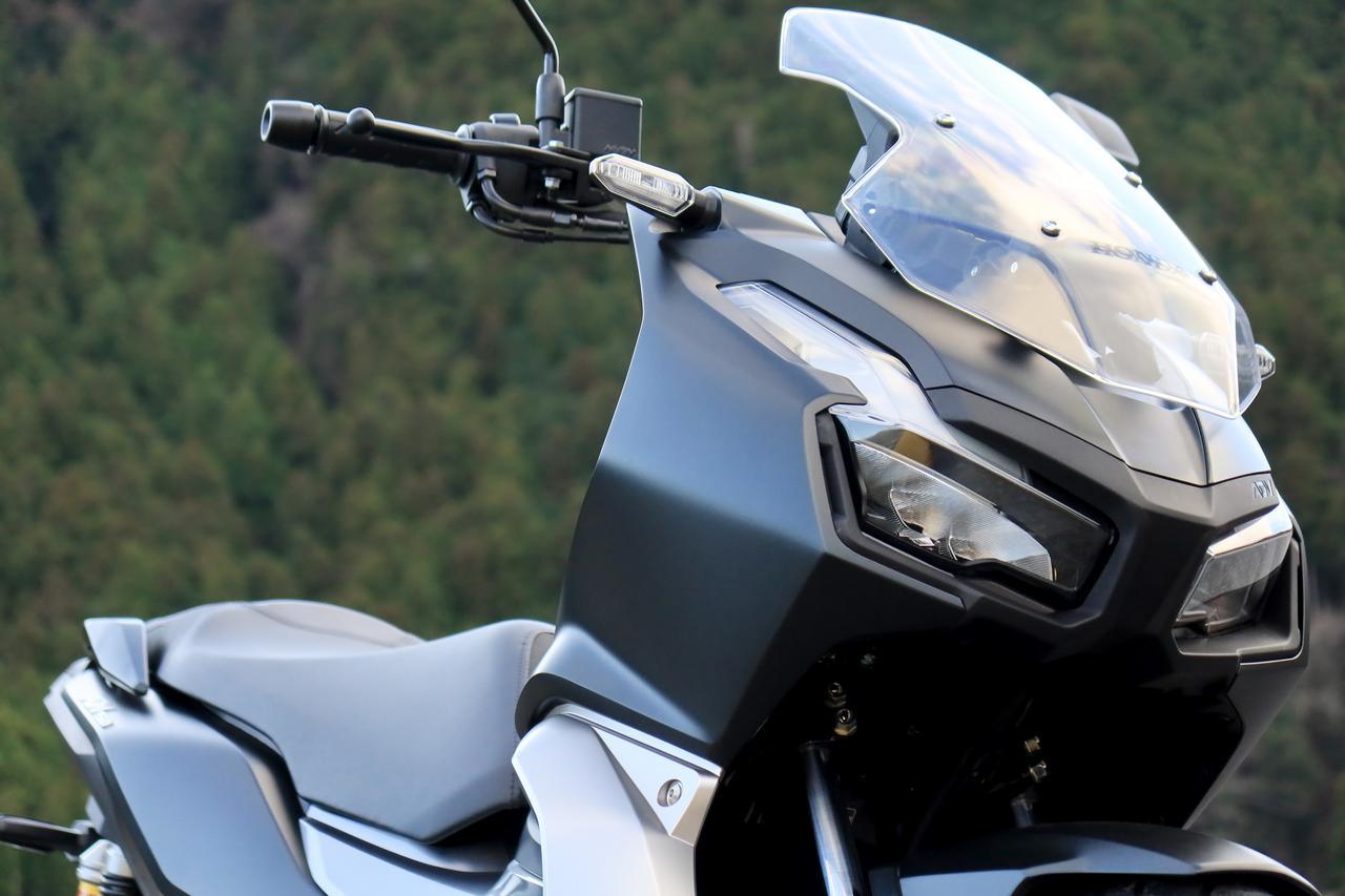 149ccで新東名の制限速度120km/h区間へ! ホンダ「ADV150」高速道路走行インプレ【ADV150で1泊2日の旅-最高速&実燃費編-】