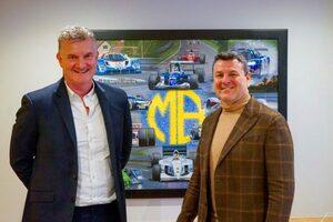 元F1ドライバーで現役退いたマーク・ブランデル、新チームを立ち上げ英国ツーリングカーに復帰