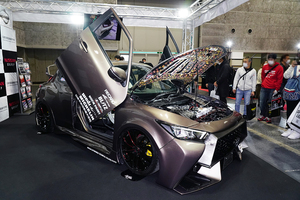 「日産京都自動車大学校」の学生が造ったコンパクトSUVに仰天!!  『Vision Juke』が親父世代のハートを撃ち抜く