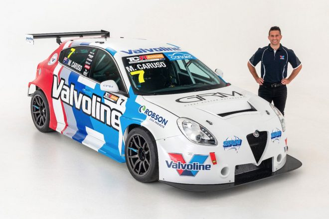 TCRオーストラリア:元ニッサンのカルーソ参戦決定。2020年参戦チームが続々と体制発表