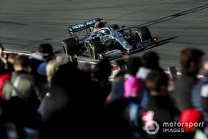 F1プレシーズンテスト3日目午前:ボッタスが首位。レッドブル・ホンダはフェルスタッペンが最多周回で5番手