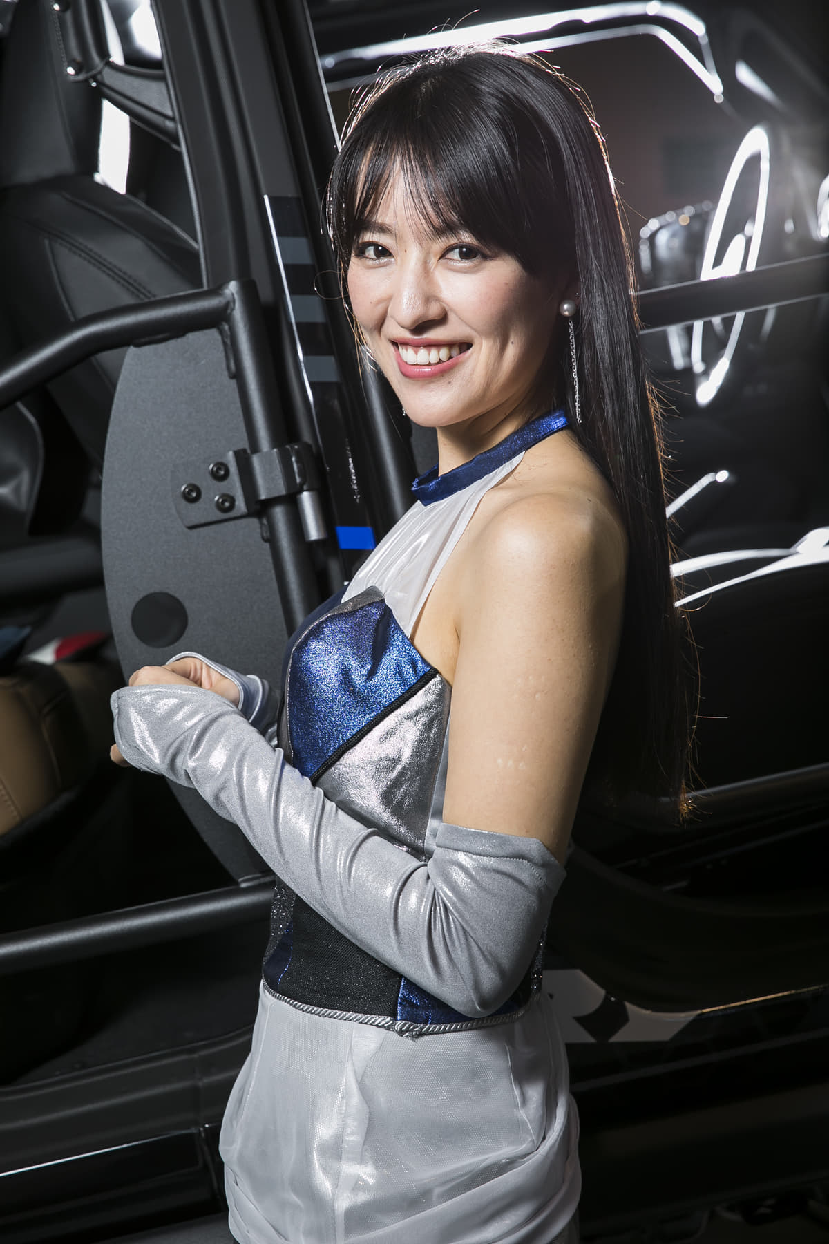 大阪オートメッセ2020・コンパニオン「NAL PHOTO DESIGN 美女名鑑 Vol.2」