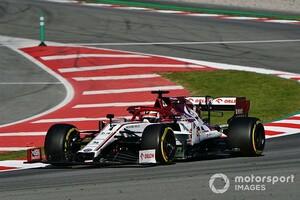 テスト2日目はライコネン首位! ホンダ勢は4、5番手。メルセデスは電気系トラブルも最多周回|F1プレシーズンテスト