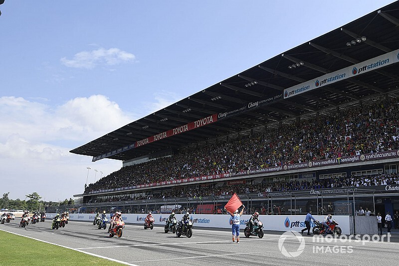 【MotoGP】MotoGP第2戦タイGPは予定通り開催へ。新型コロナウイルス(COVID-19)感染拡大の影響は回避