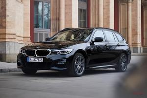 【ユニット出力292ps】BMW 新しい330eツーリングPHEV 全輪駆動オプション 欧州で今夏発売