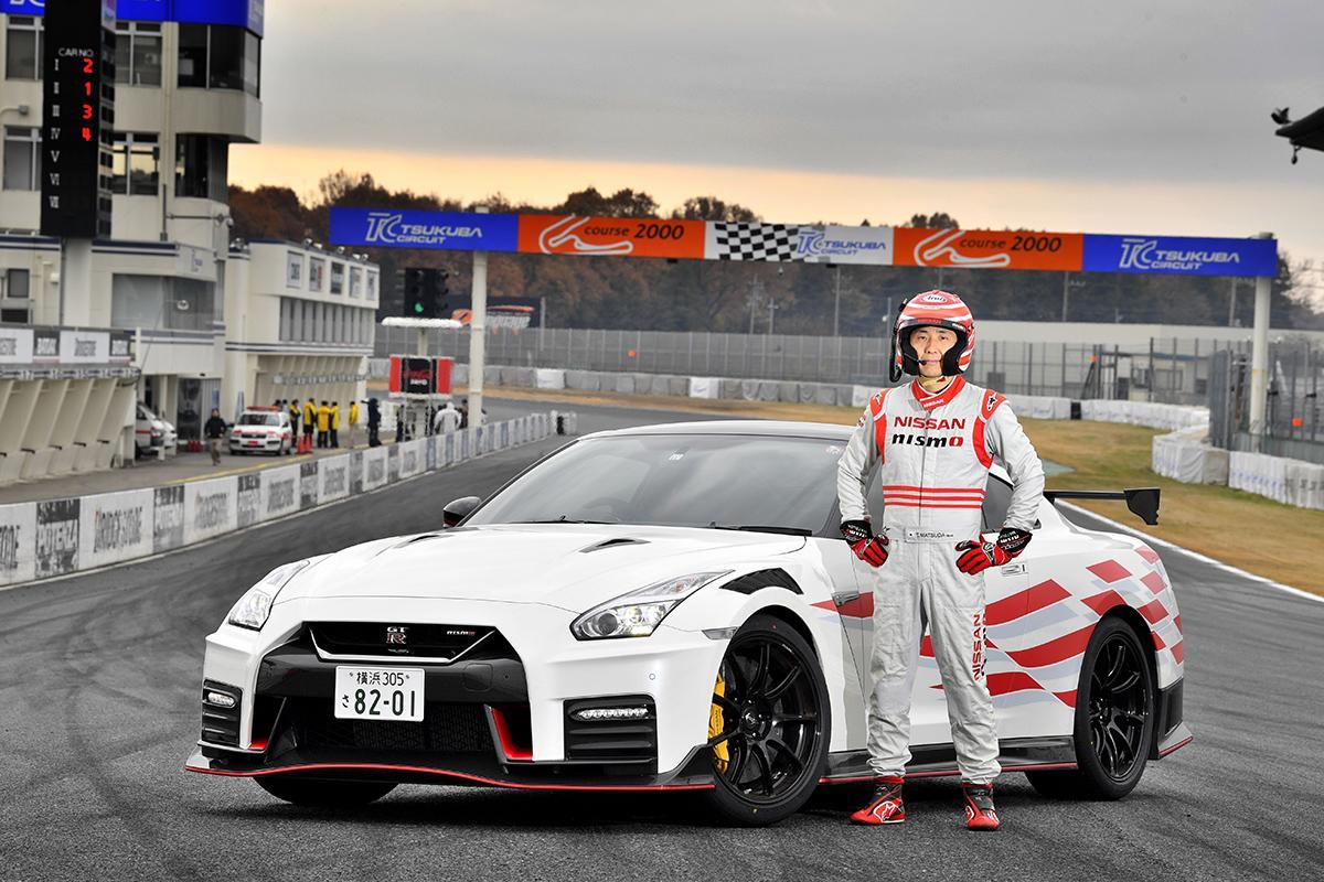 【CARトップTV】驚異の59秒361を記録! 日産GT-Rニスモ2020年モデルの筑波アタックに密着
