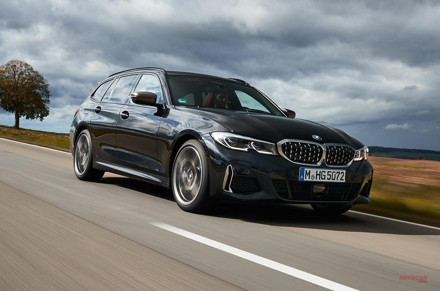 【マイルドハイブリッド・ディーゼル】新型BMW M340d  xドライブ サルーン/ツーリング 3月ジュネーブ披露
