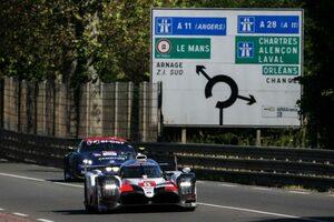 ル・マンテストデー:SMPが350km/hをマーク。トップタイムは連覇狙うトヨタ8号車