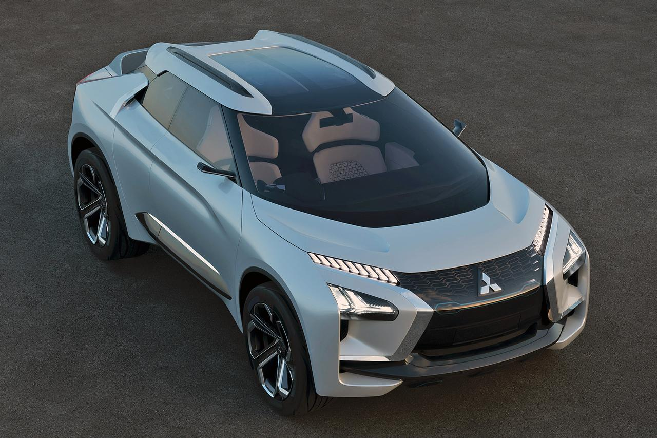 【三菱自】コンセプトカーに見る未来への巧みなアプローチ(中編)