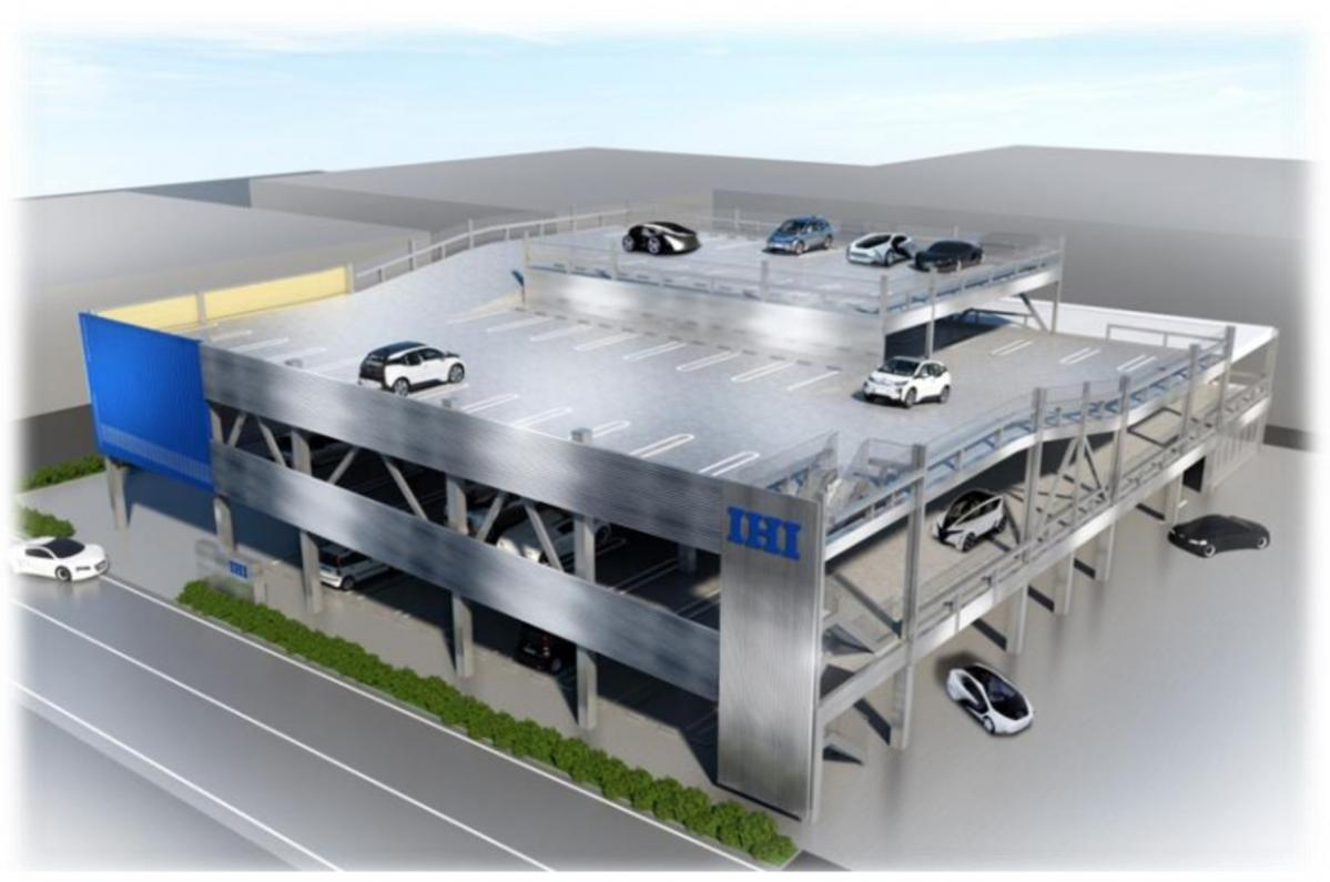 IHI運搬機械:自動運転・自動駐車に関し慶應義塾大学と共同研究