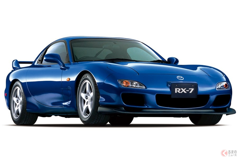 「GT-R」「スープラ」とは別の道…3代目「RX-7」(FD3S型)は究極のハンドリングマシンへ