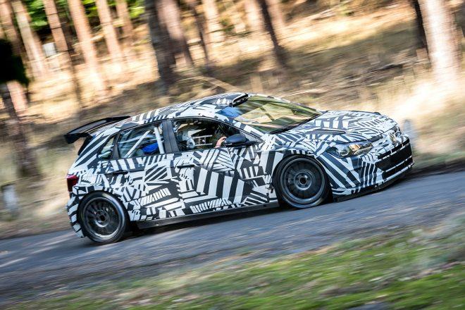 "WRC:フォルクスワーゲンがワークス""復帰""。開発中のポロGTI R5を第12戦カタルーニャに投入"