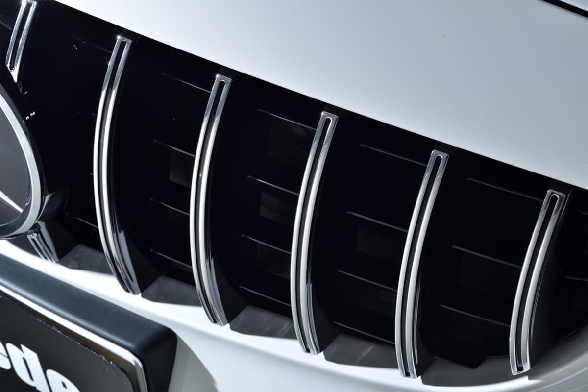 最新AMGトップモデル専用の「パナメリカーナ」フェイスにアップデート!