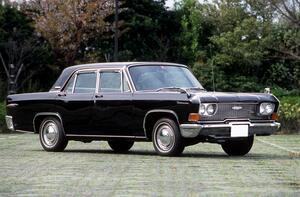 【ニッポンの名車】通称「走るシーラカンス」 AMGモデルもあった三菱デボネア