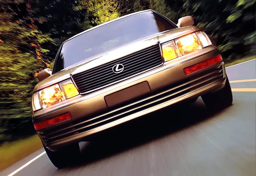 【祝30年!! 40モデルのなかで最高のレクサスは??】 歴代レクサスベスト10