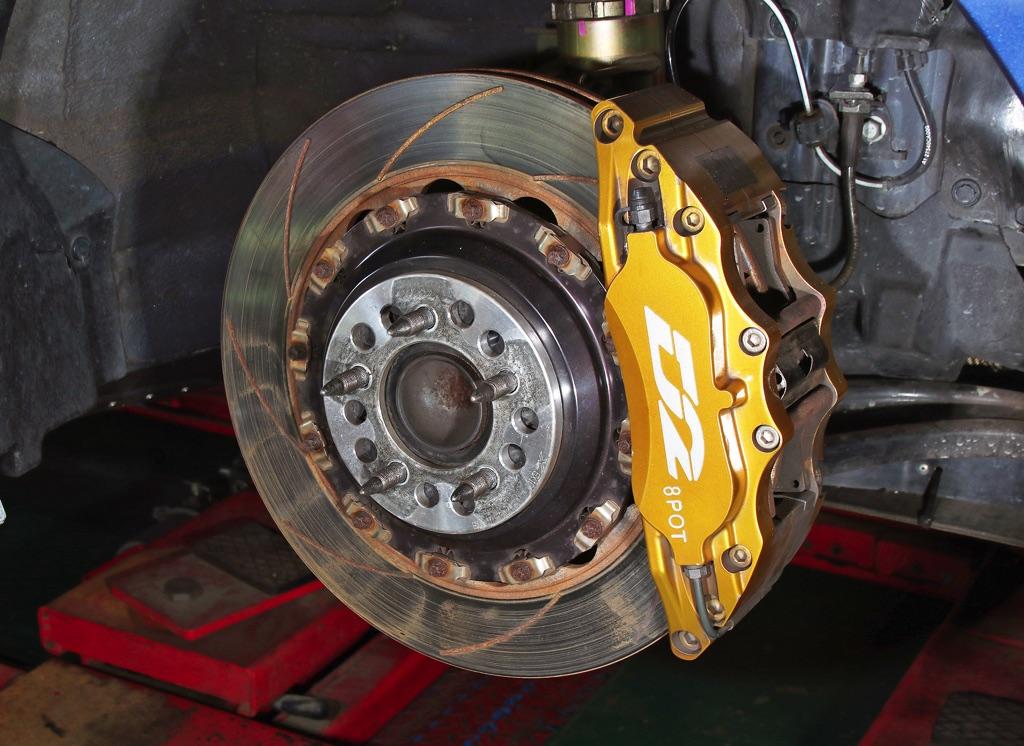 「軽量化ナシ&完全合法仕様のトヨタ86で筑波1分2秒台!」心臓部は2.1Lメカチューンスペック!