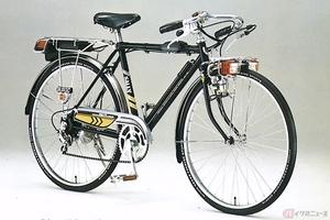 昭和時代にみんな乗っていた懐かしのレトロ自転車の世界!