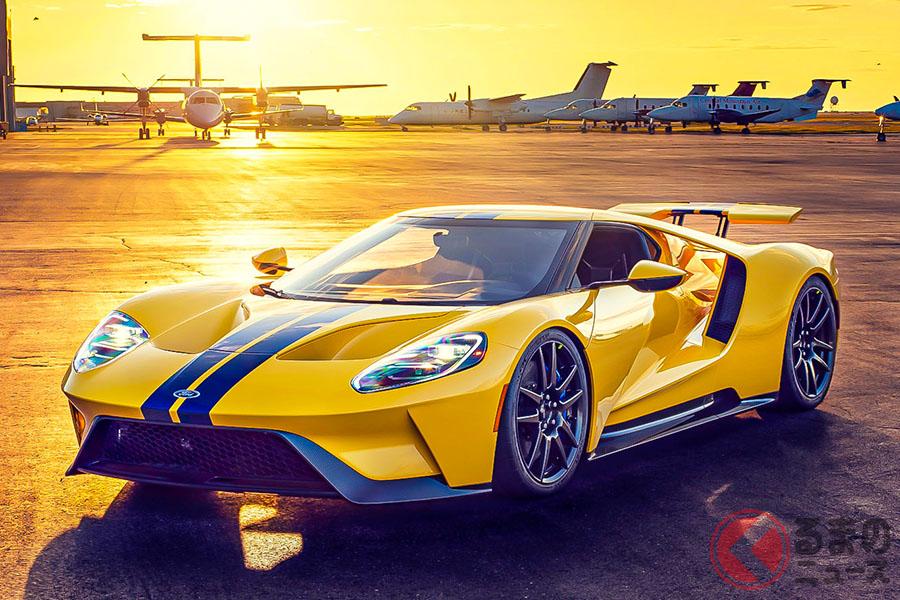 打倒フェラーリ! フォード「GT」の最新モデルは9000万円で落札!!