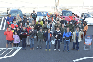A PITオートバックス東雲の「モーニングミーティング」に多彩なドイツ車が集結!