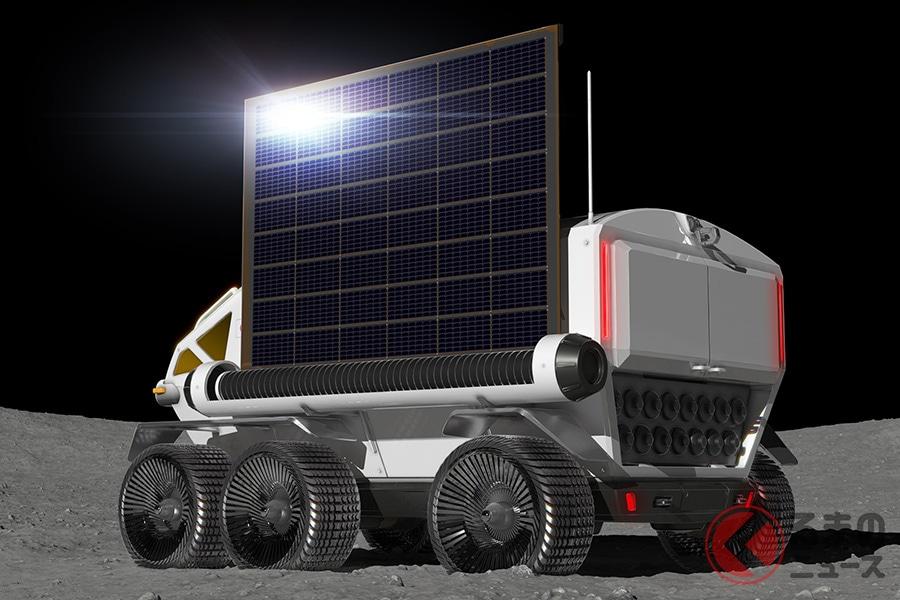 燃料電池車が宇宙へ進出! 水素を燃料とした電気自動車とは