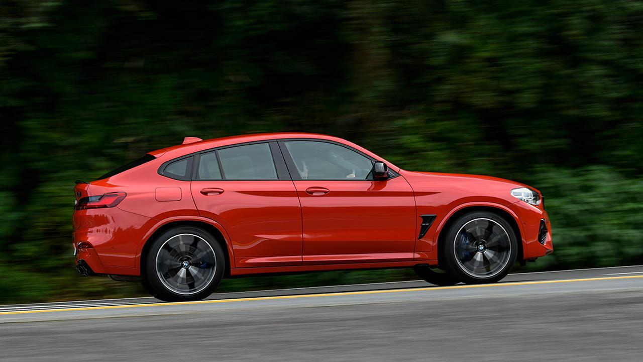 【試乗】BMW X4 MコンペティションはSUVのフォルムをまとったピュアスポーツカーだ