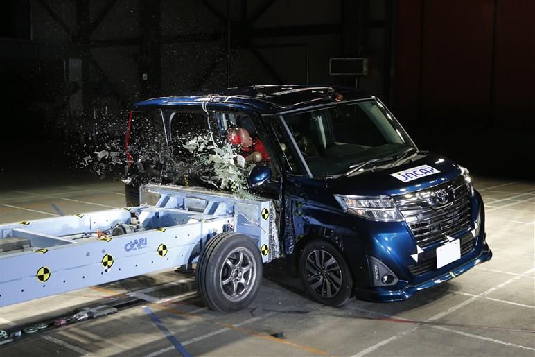 CX-8が最高得点を獲得 平成29年度自動車アセスメント結果発表