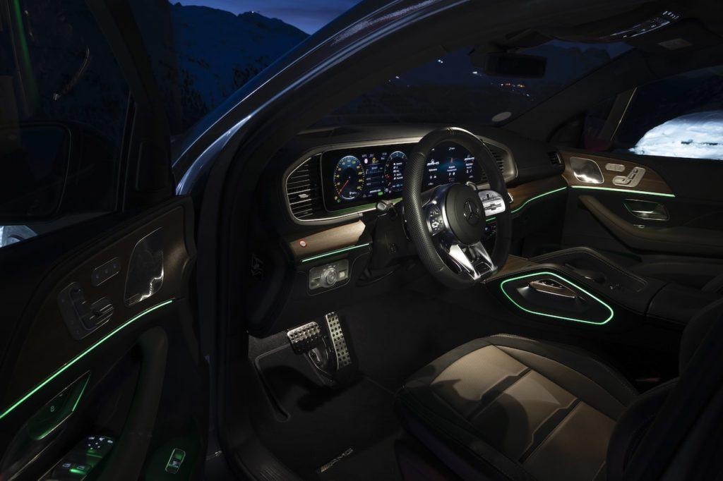 新型GLEクーペのメルセデス AMGモデルに試乗! 最新高性能クーペSUVの力量はいかに
