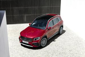 メルセデス注目の小型SUV、GLBのAMGモデルが欧州販売開始! 邦貨約665万円からスタート
